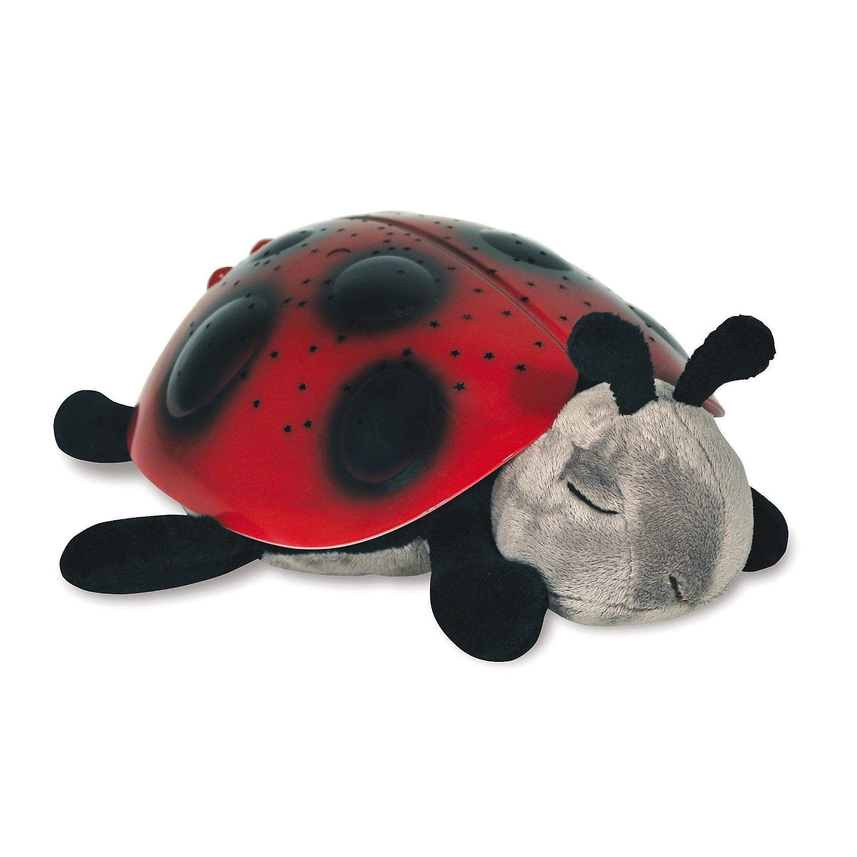 cloudb Twilight Ladybug Sternenlicht- Marienkäfer- Classic Red