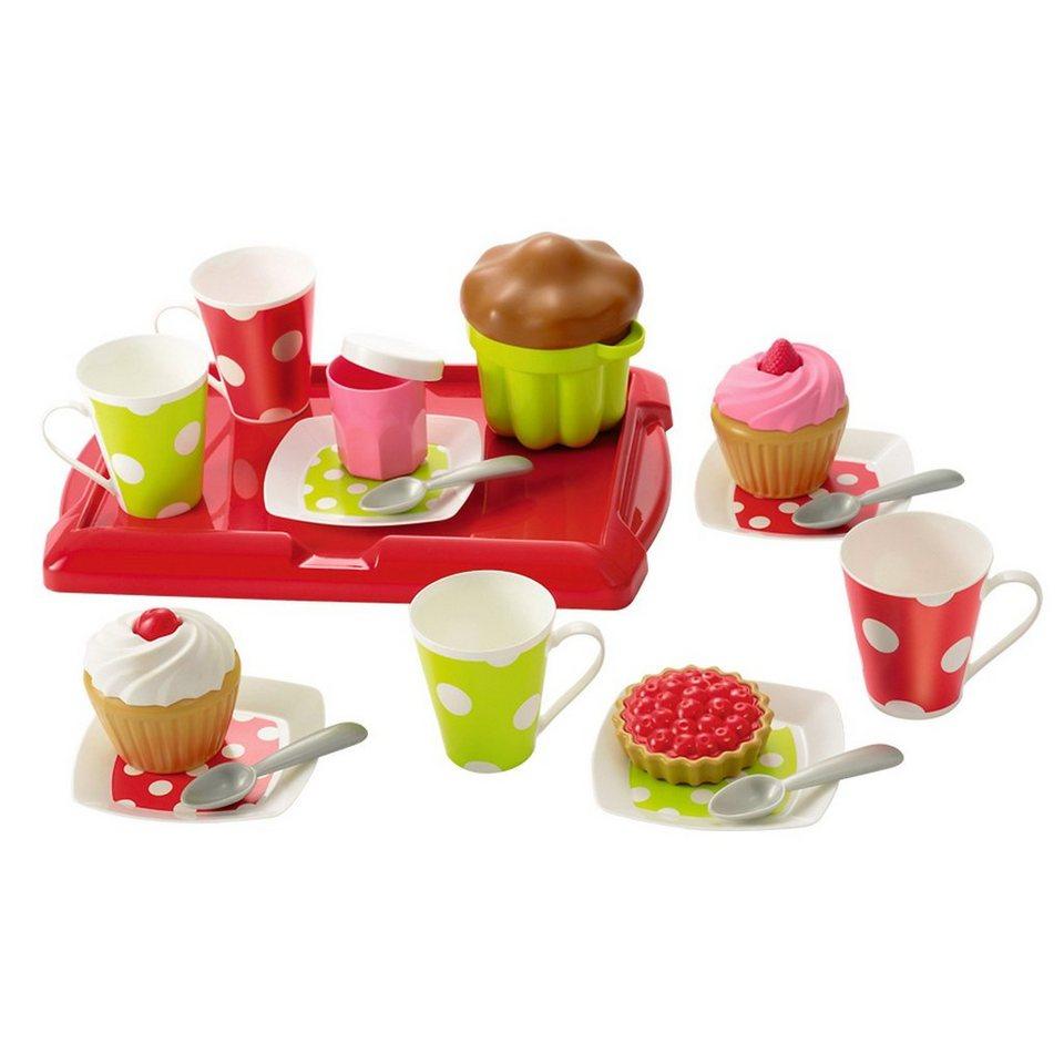 écoiffier Bunte Frühstücksbox