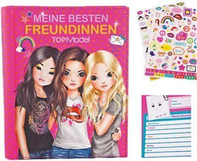 Depesche TOPModel Beste Freundinnen Buch, sortiert