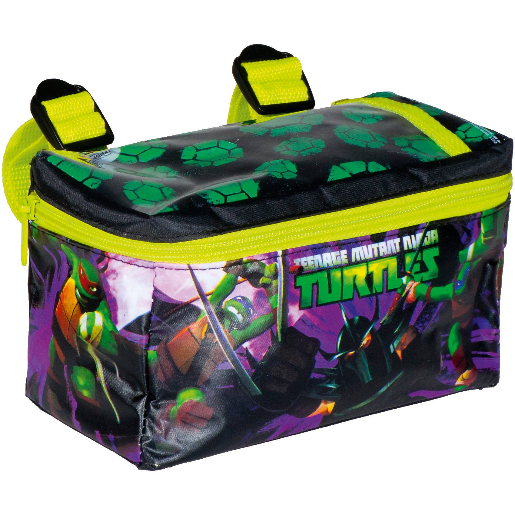 Bike Fashion Teenage Mutant Ninja Turtles Lenkertasche