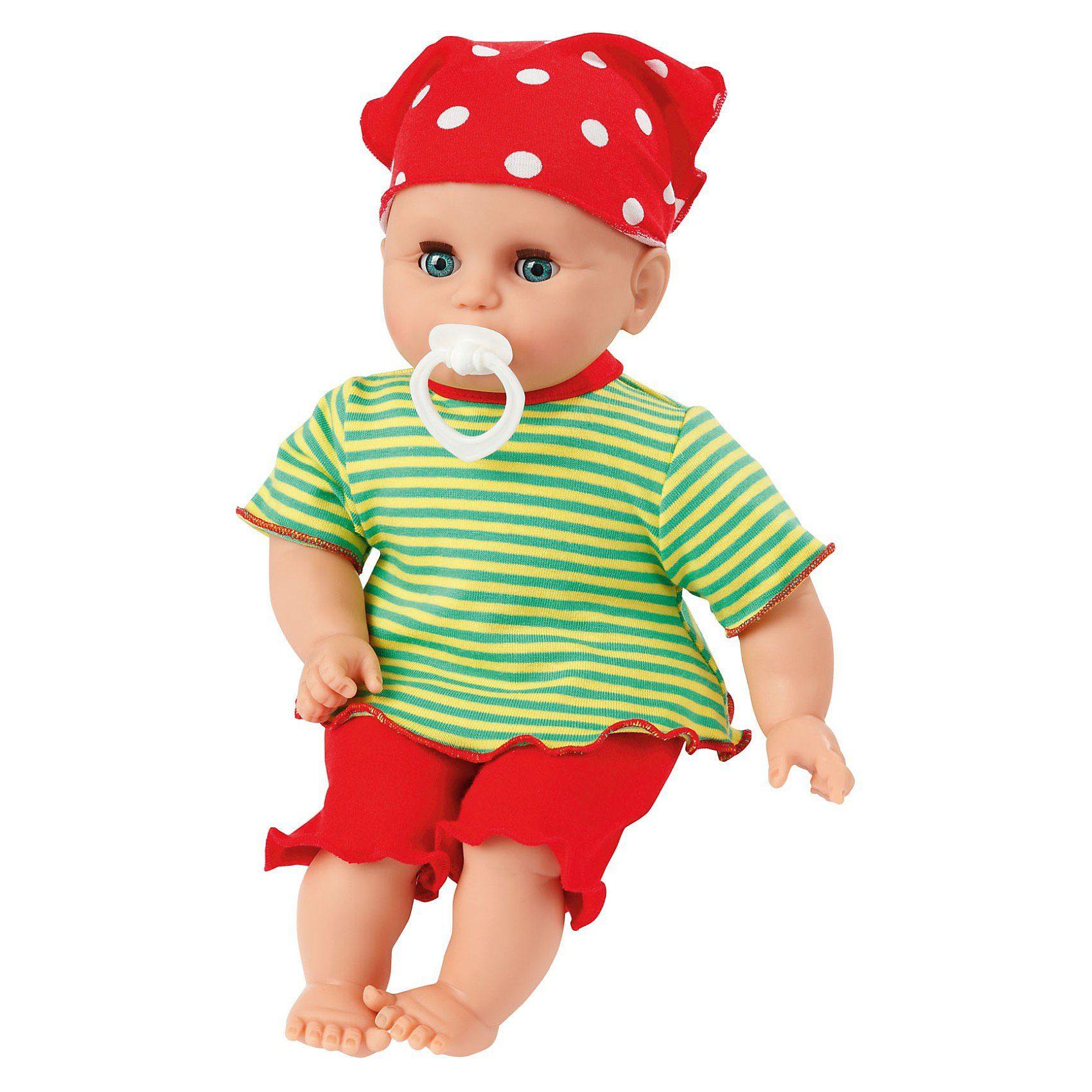 Emil Schwenk Babypuppe Girl Frechdachs, 32 cm