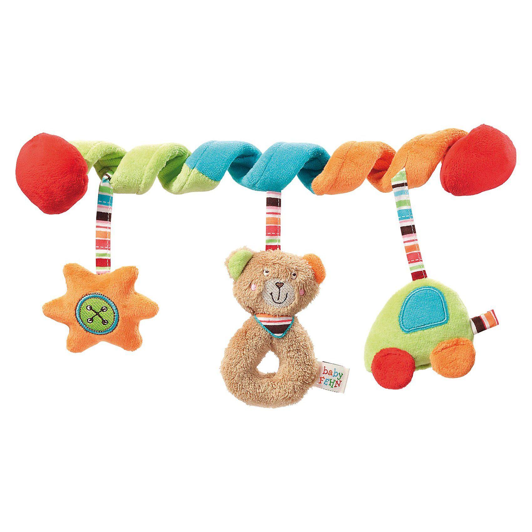 Fehn Activity-Spirale Teddy