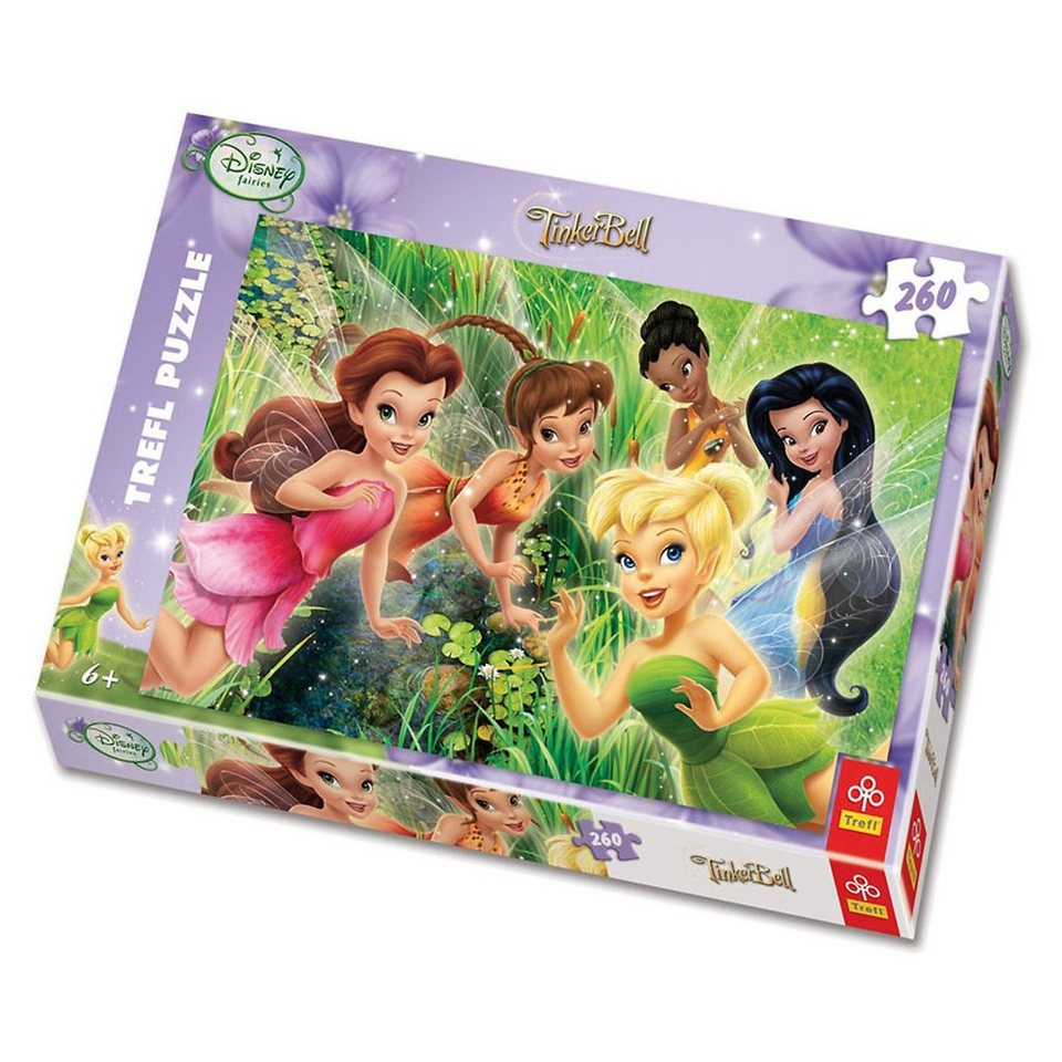 Trefl Puzzle 260 Teile - Tinkerbell
