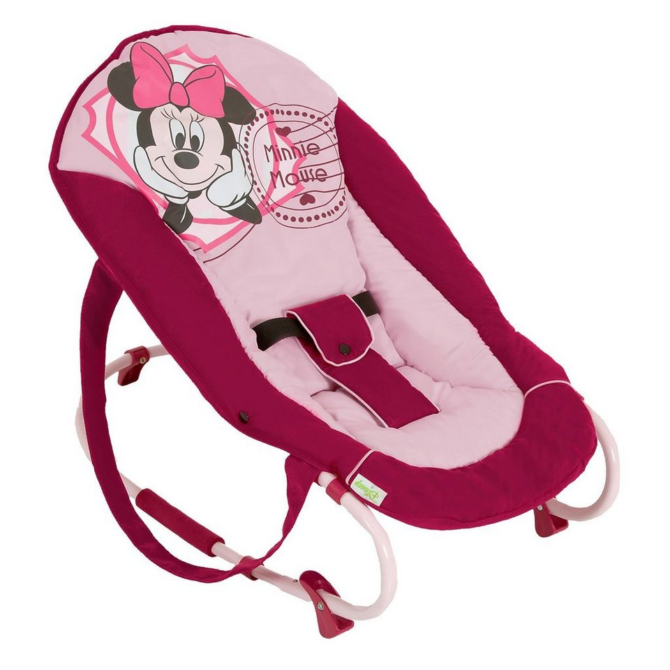 Hauck Wippe Rocky, V-Minnie Pink II in pink