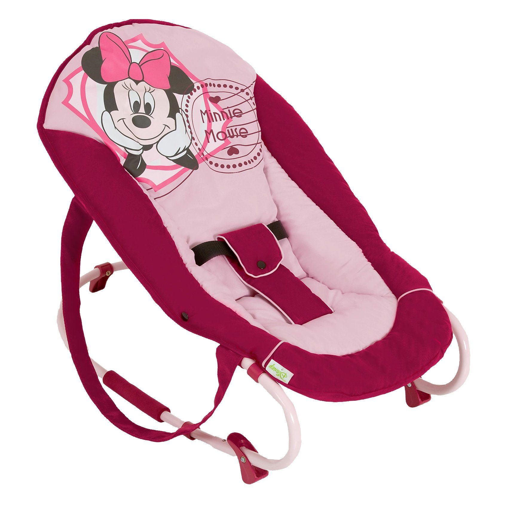 Hauck Wippe Rocky, V-Minnie Pink II