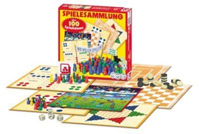 Nürnberger Spielkarten Spielesammlung 100