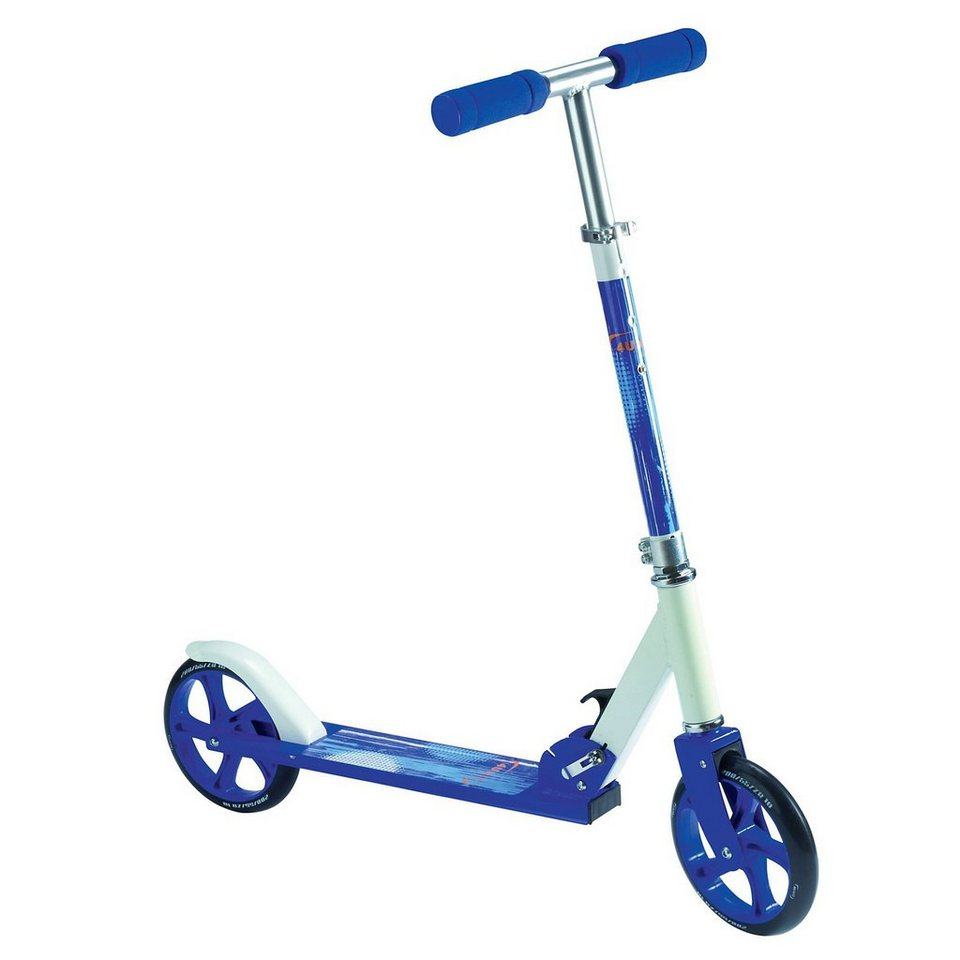 4UNIQ Scooter Cruise 200 XB in blau