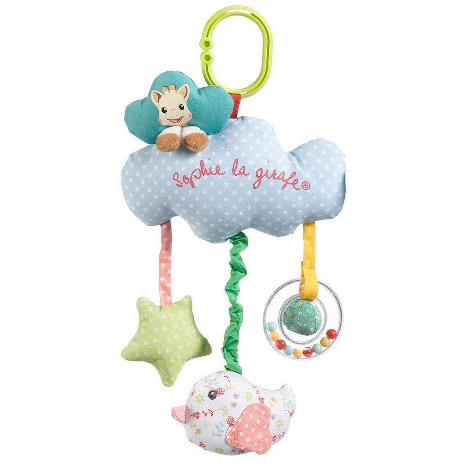 Vulli Sophie die Giraffe - Mini-Mobile inkl. Spieluhr
