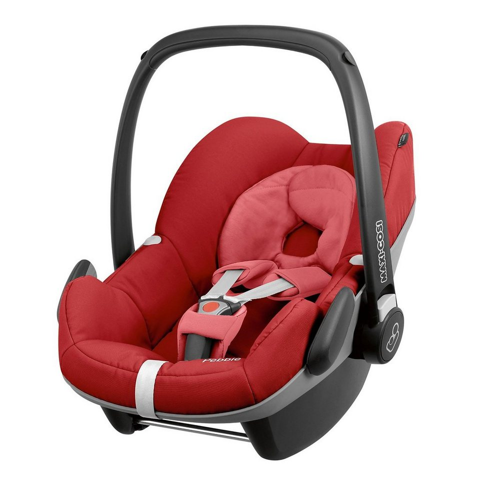Maxi-Cosi Babyschale Pebble, Red Rumour, 2016 in rot
