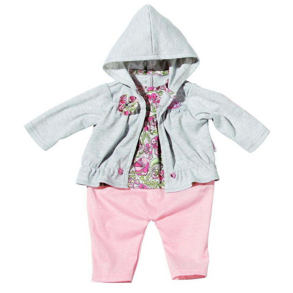 Zapf Creation Baby Annabell® Puppenkleidung Jäckchen und Hose, 46 cm