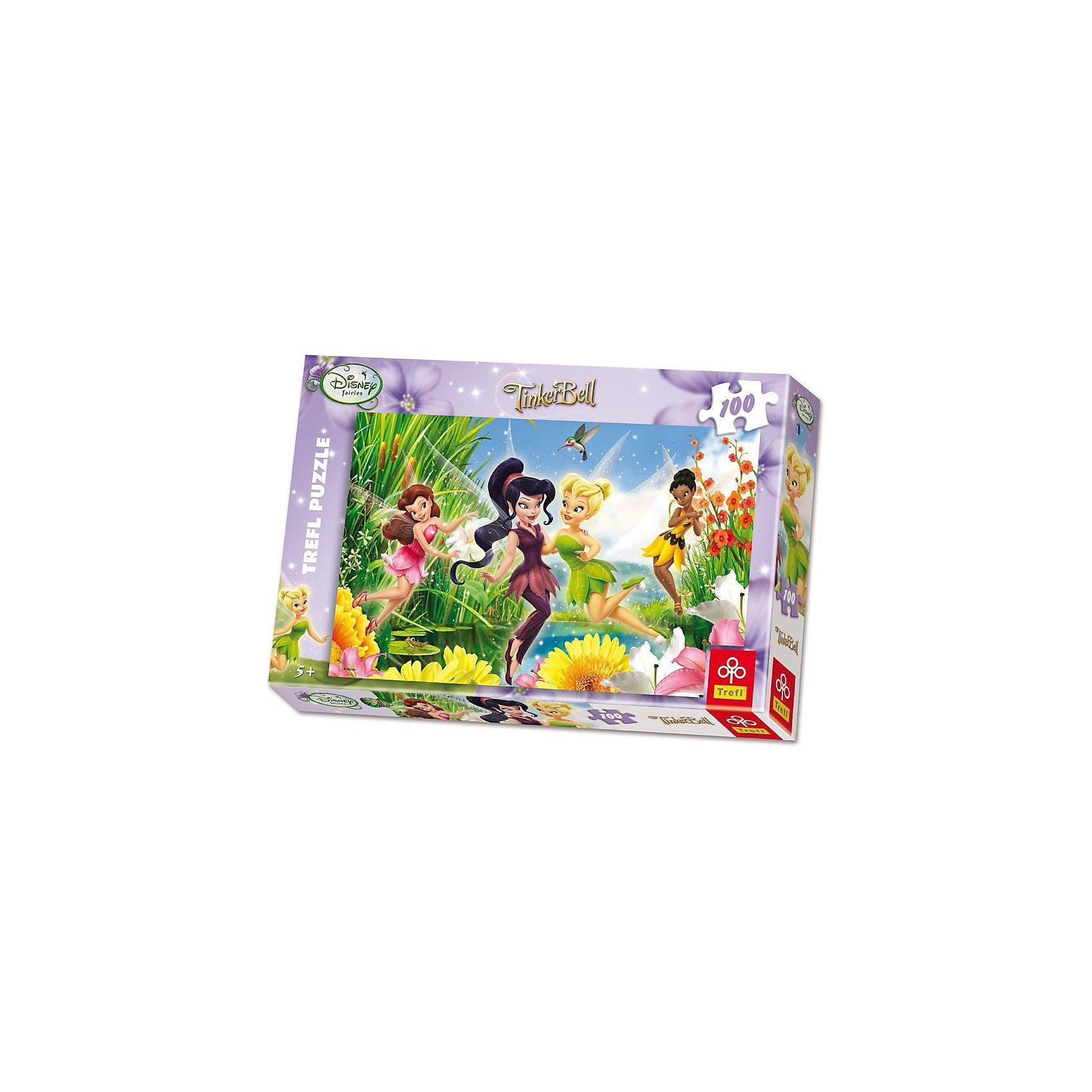 Trefl Puzzle 100 Teile - Disney Fairies