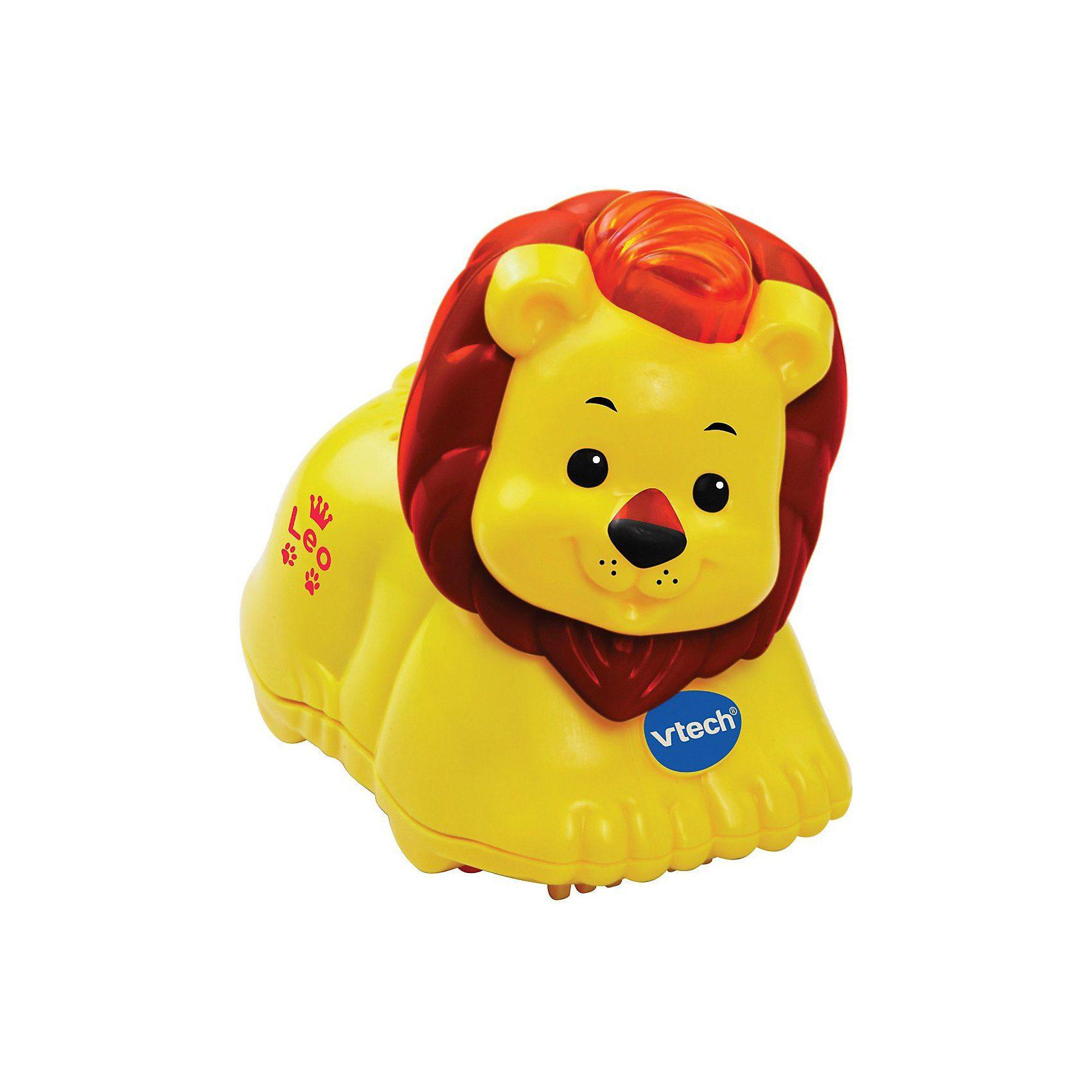 Vtech Tip Tap Baby Tiere - Löwe Leo
