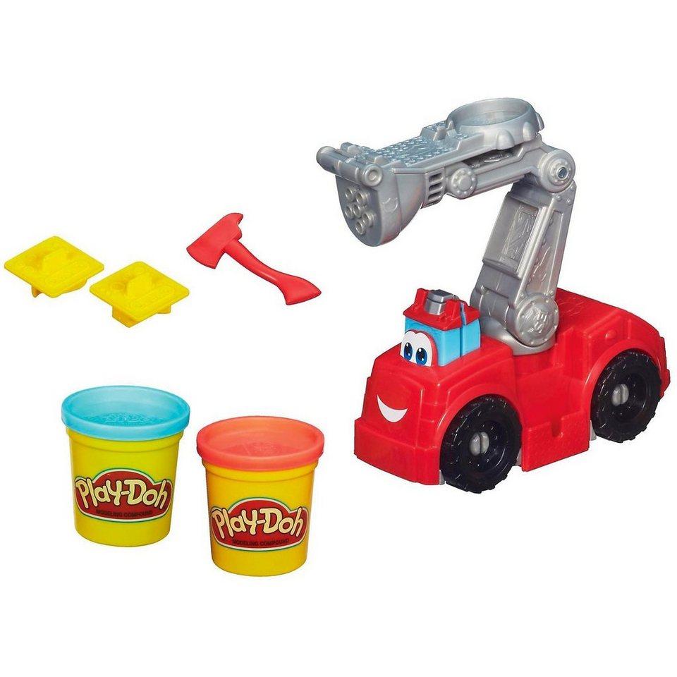 Hasbro Play-Doh - Boomer, das Feuerwehrauto