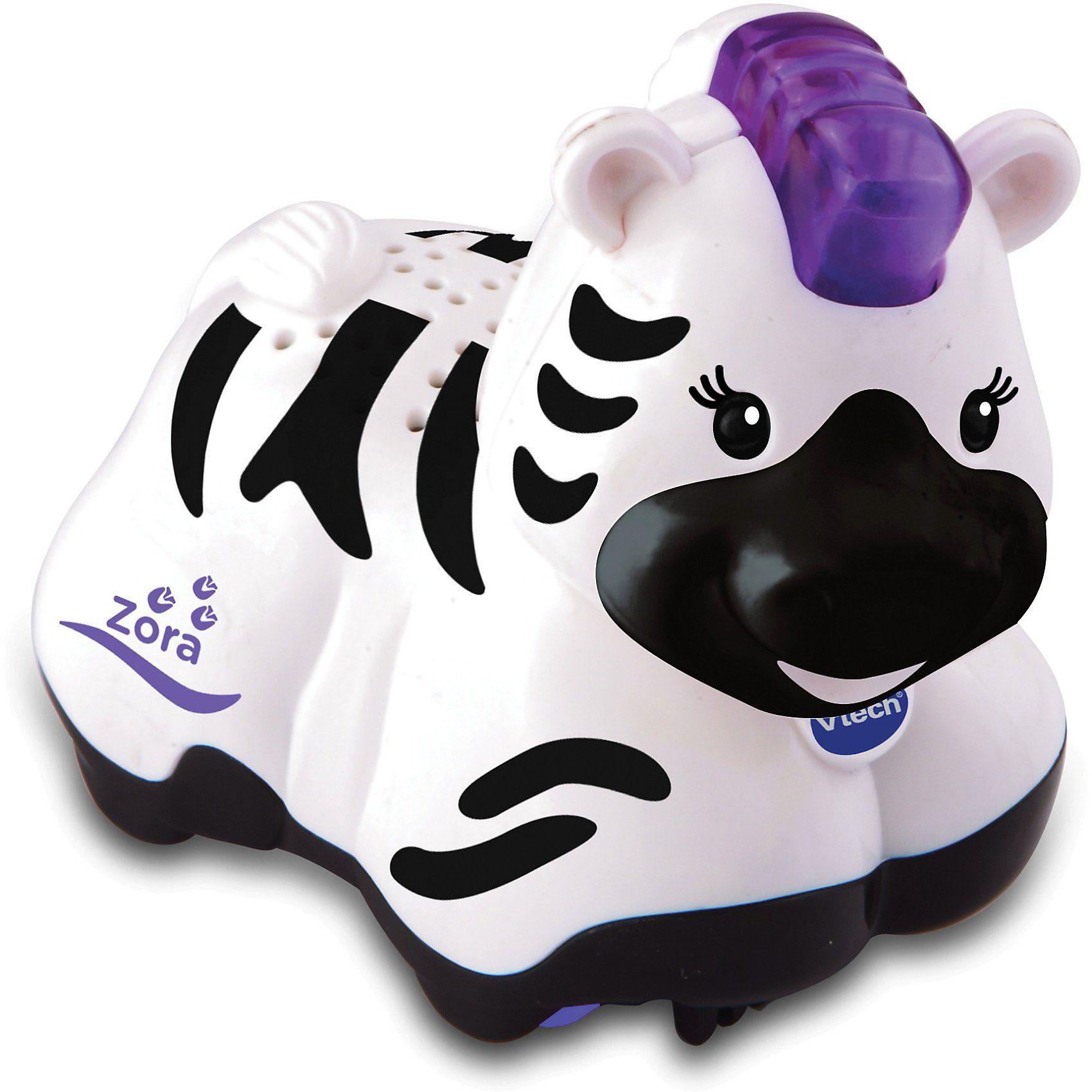 Vtech Tip Tap Baby Tiere - Zebra Zora
