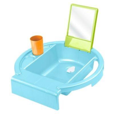 Rotho Babydesign Kiddy Wash, aquamarine perl in blau