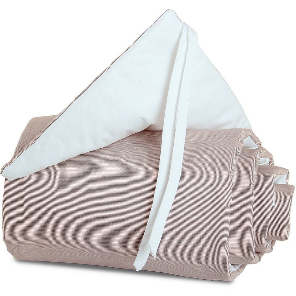 Tobi Nestchen für babybay mini/midi, braun, 157 x 25 cm in braun