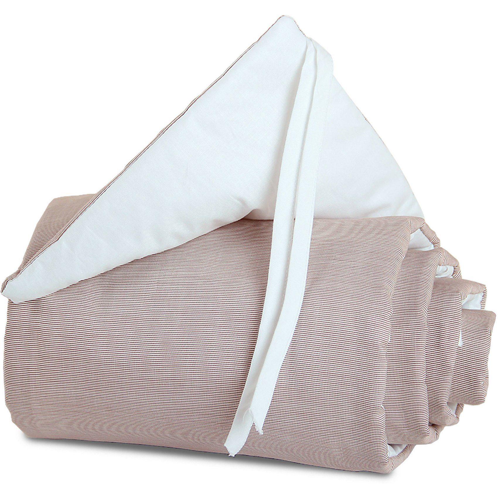 Tobi Nestchen für babybay mini/midi, braun, 157 x 25 cm