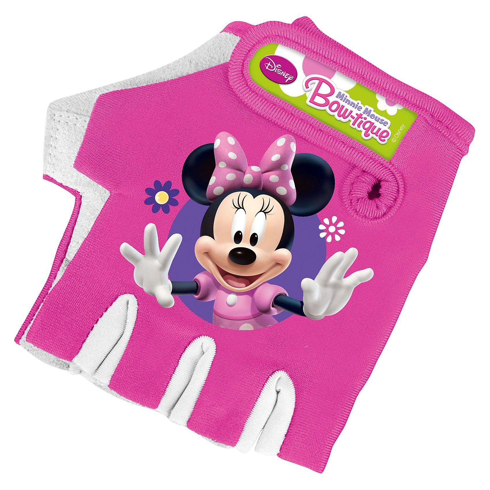 Stamp Minnie Mouse Fahrradhandschuhe