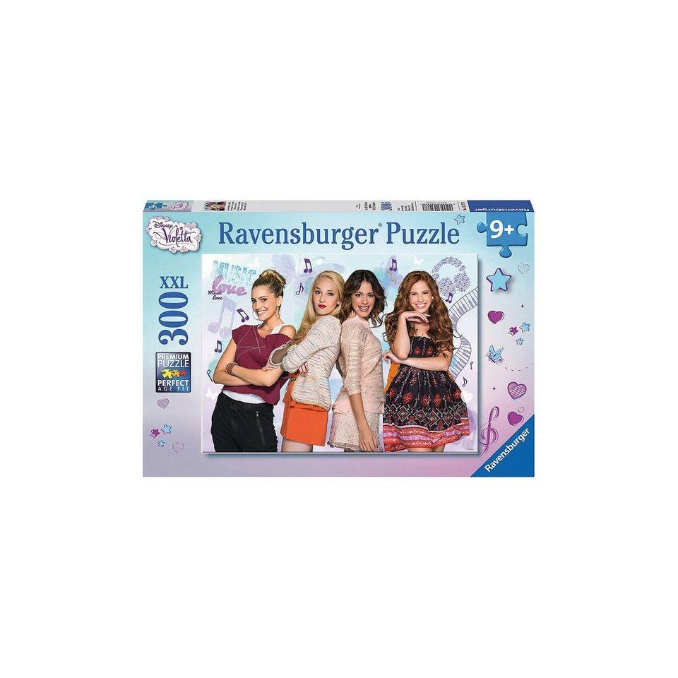 Ravensburger Puzzle Disney Violetta: Leidenschaft zur Musik 300 Teile