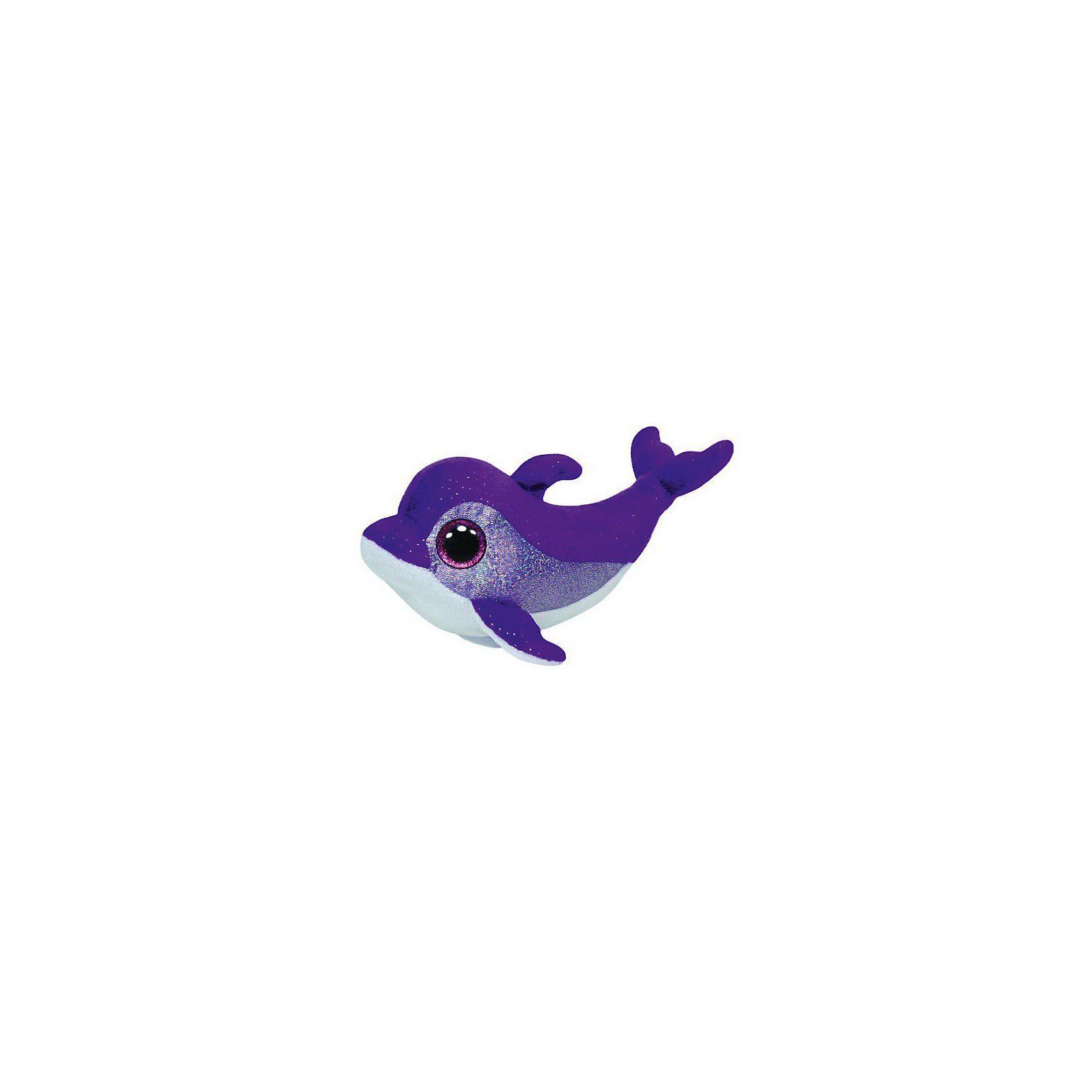 Ty Beanie Boo Delfin Flips, 15cm