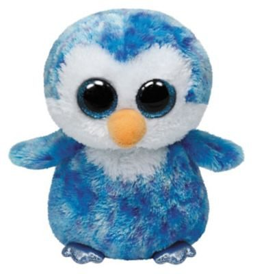 Ty Beanie Boo Pinguin Ice Cube, 15cm