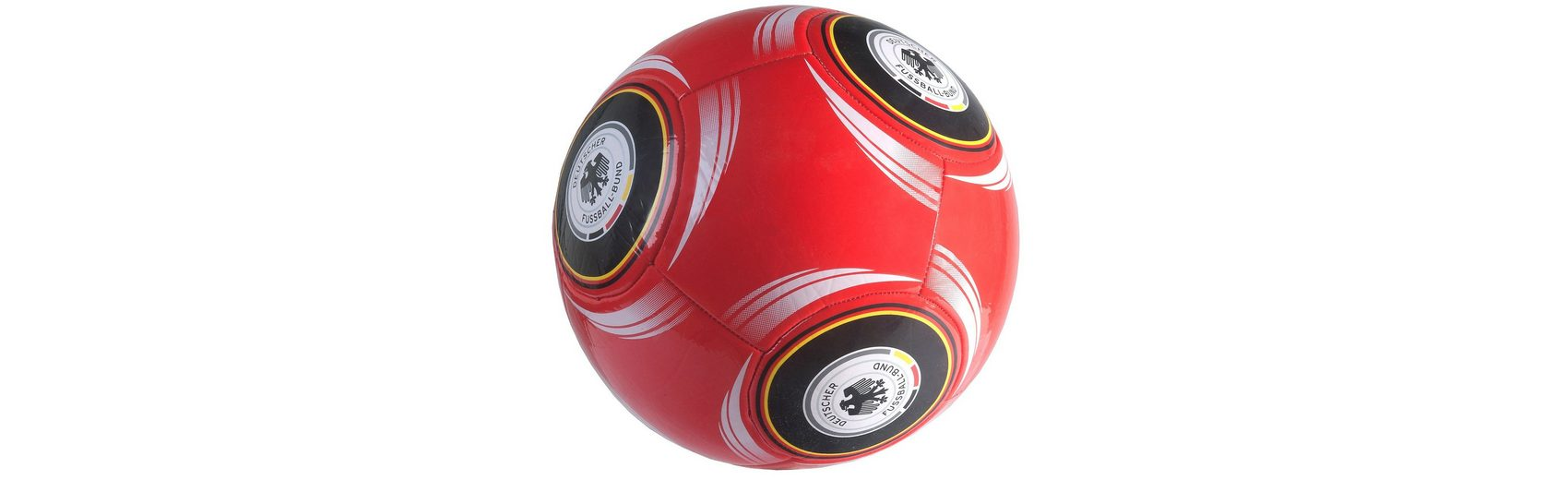 4UNIQ DFB Fußball Gr. 5, rot