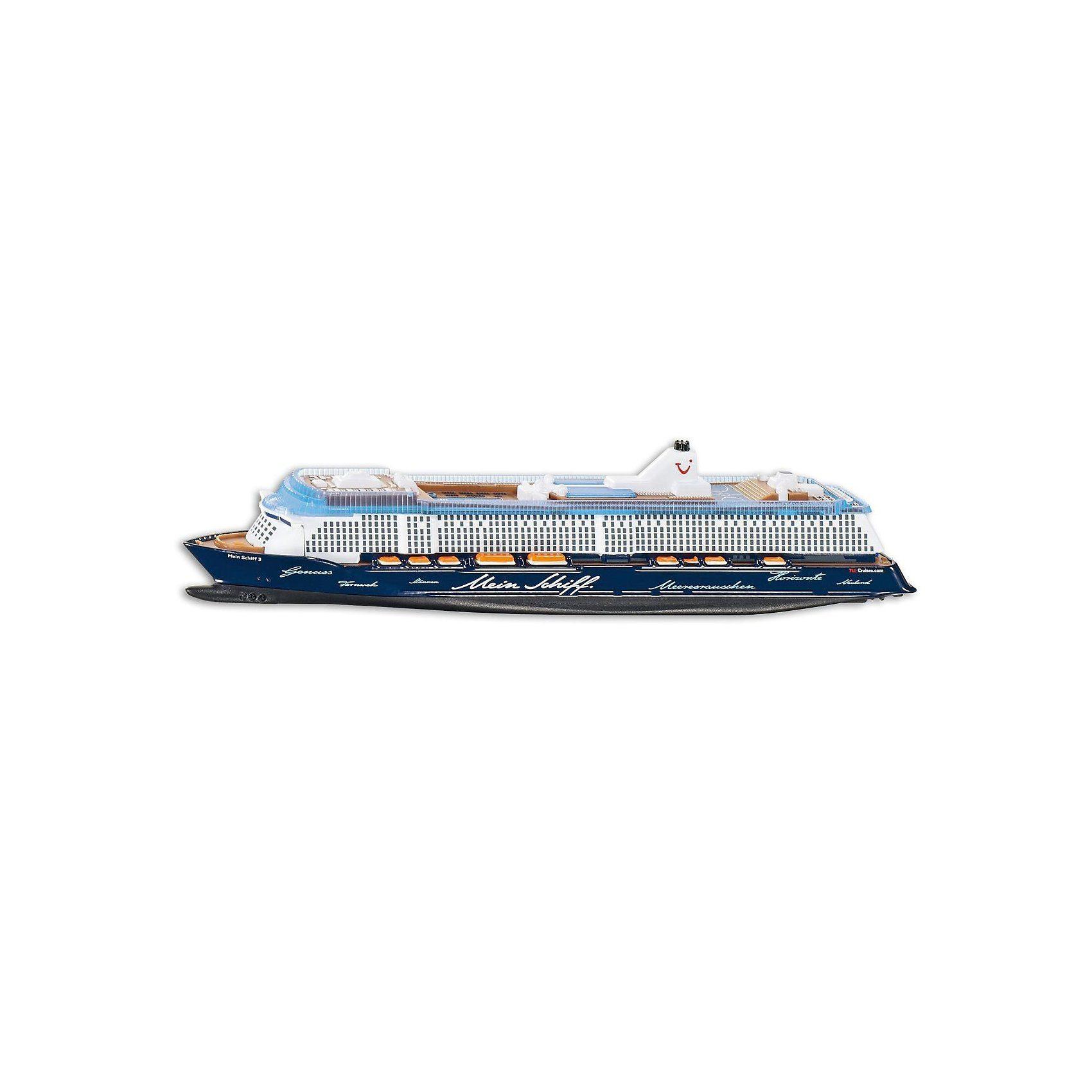 Siku Super 1724 Mein Schiff 3 1:1400
