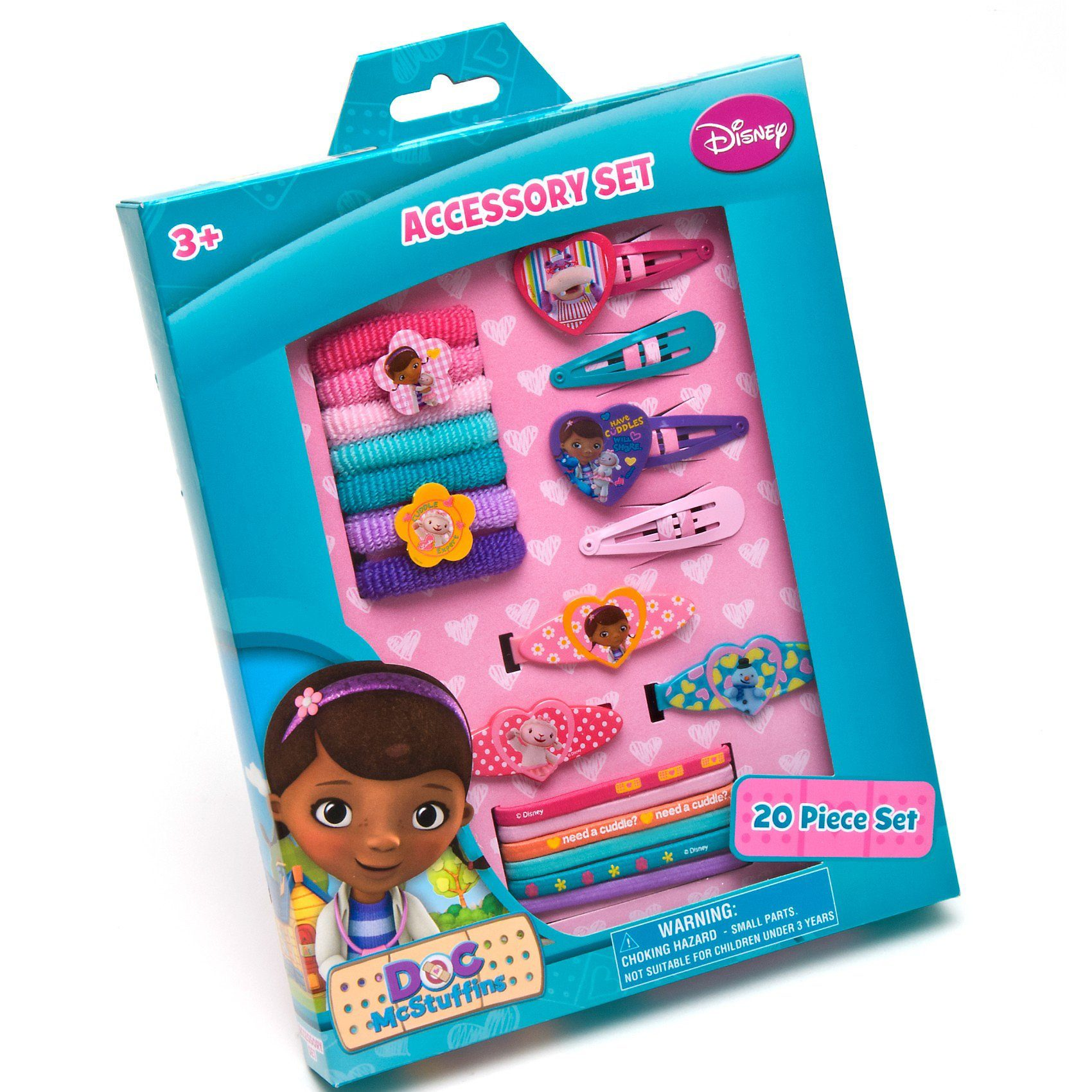 JOY TOY Haar-Set Doc McStuffins, 20-tlg.