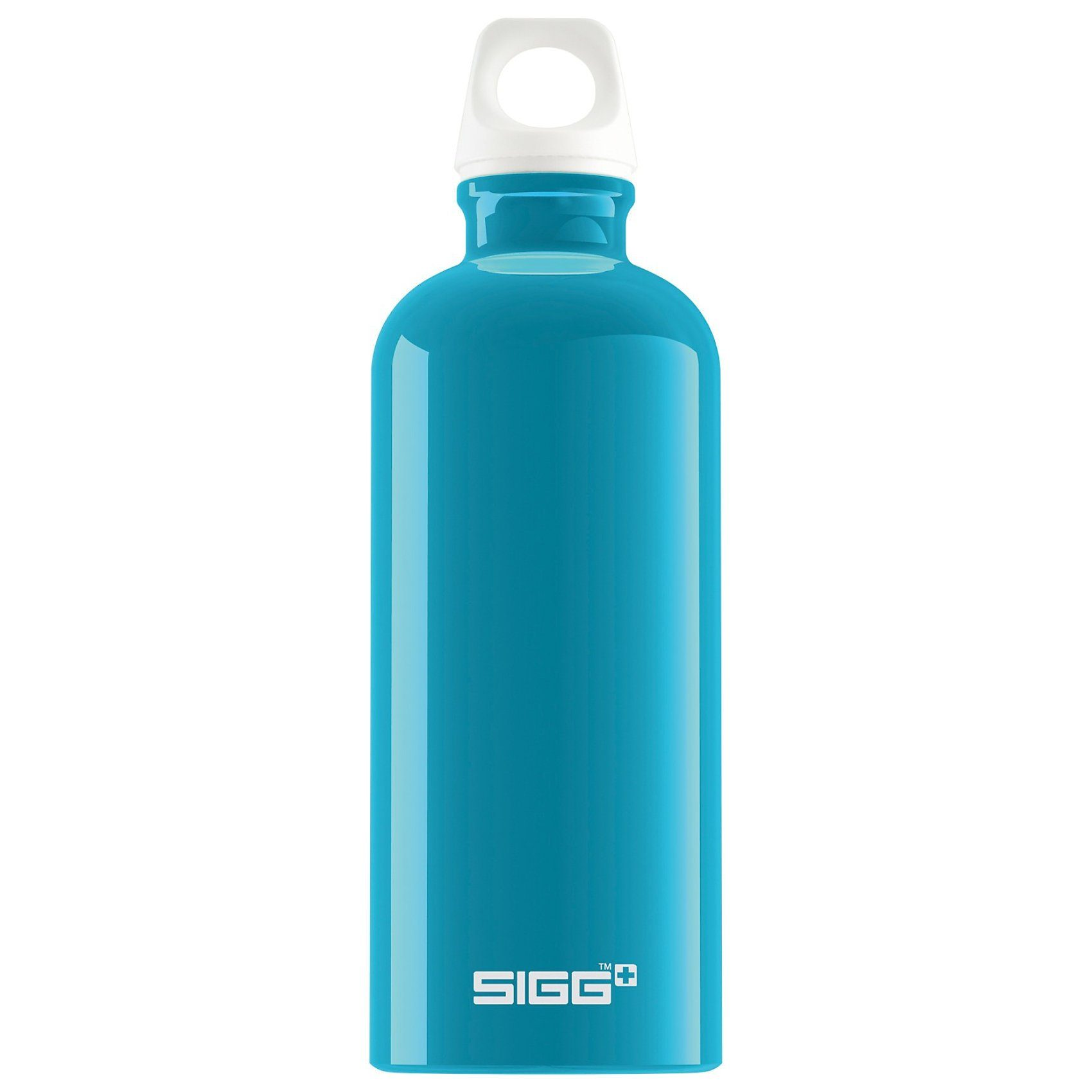 SIGG Alu-Trinkflasche FABULOUS Aqua, 600 ml