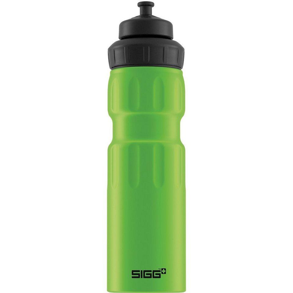 SIGG Alu-Trinkflasche Sports Green Touch, 750 ml in grün
