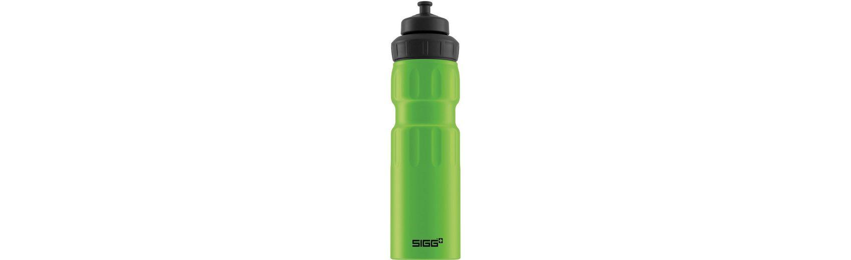 SIGG Alu-Trinkflasche Sports Green Touch, 750 ml