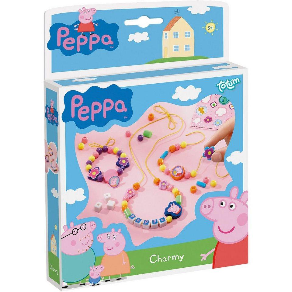 TOTUM Kreativset Schmuckbasteln Peppa Pig