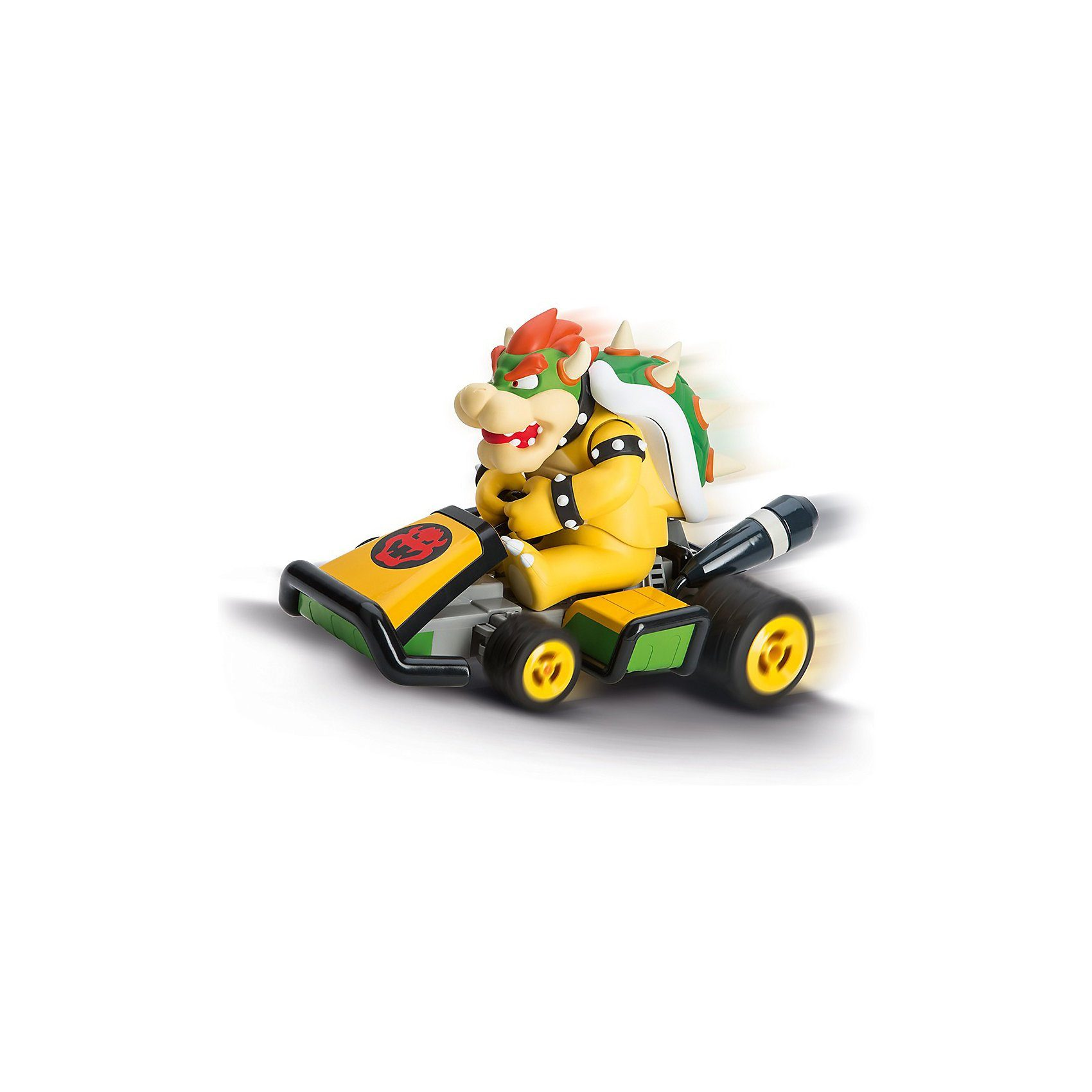 Carrera RC Servo Tronic Mario Cart 7, Bowser 2,4 GHz 1:16
