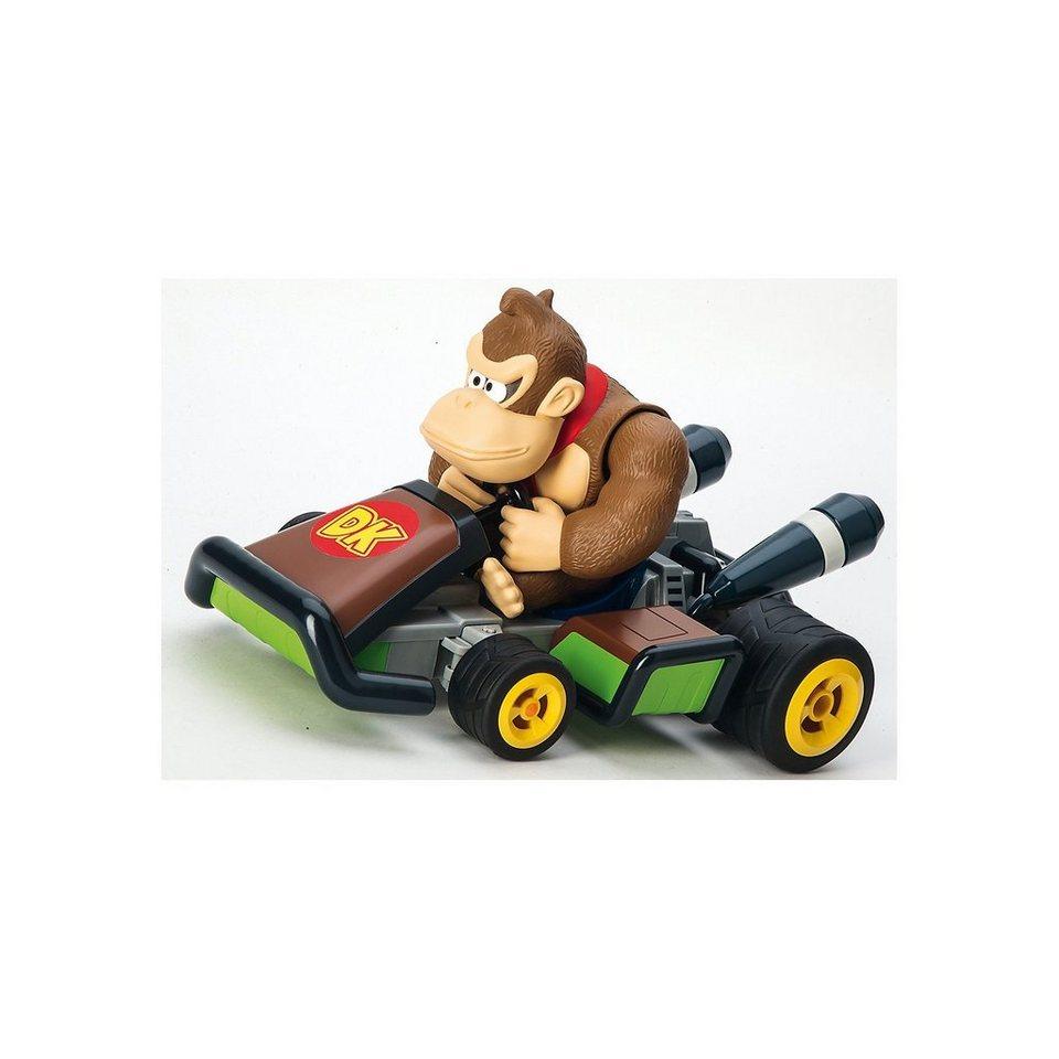 Carrera RC Servo Tronic Mario Cart 7, Donkey Kong 2,4 GHz 1:16