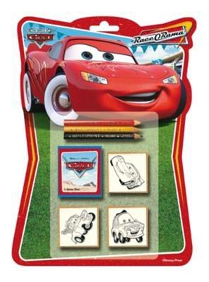 Amigo 3er Stempelset Cars