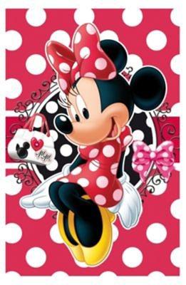 P:OS Fleecedecke Minnie Mouse