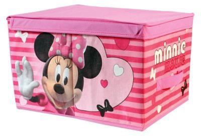 P:OS Aufbewahrungsbox Minnie Mouse