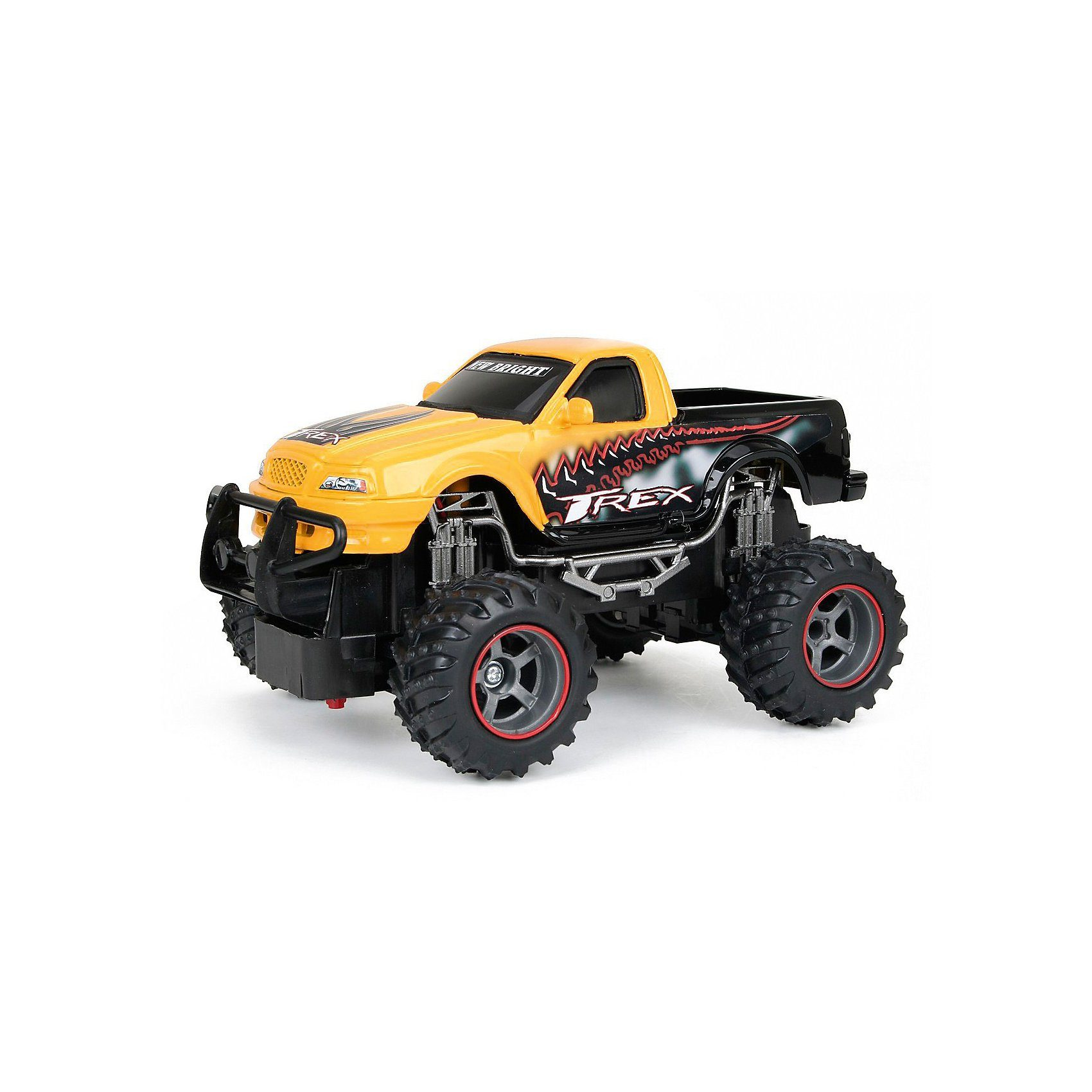New Bright RC Jeep Predator Truck 1:24