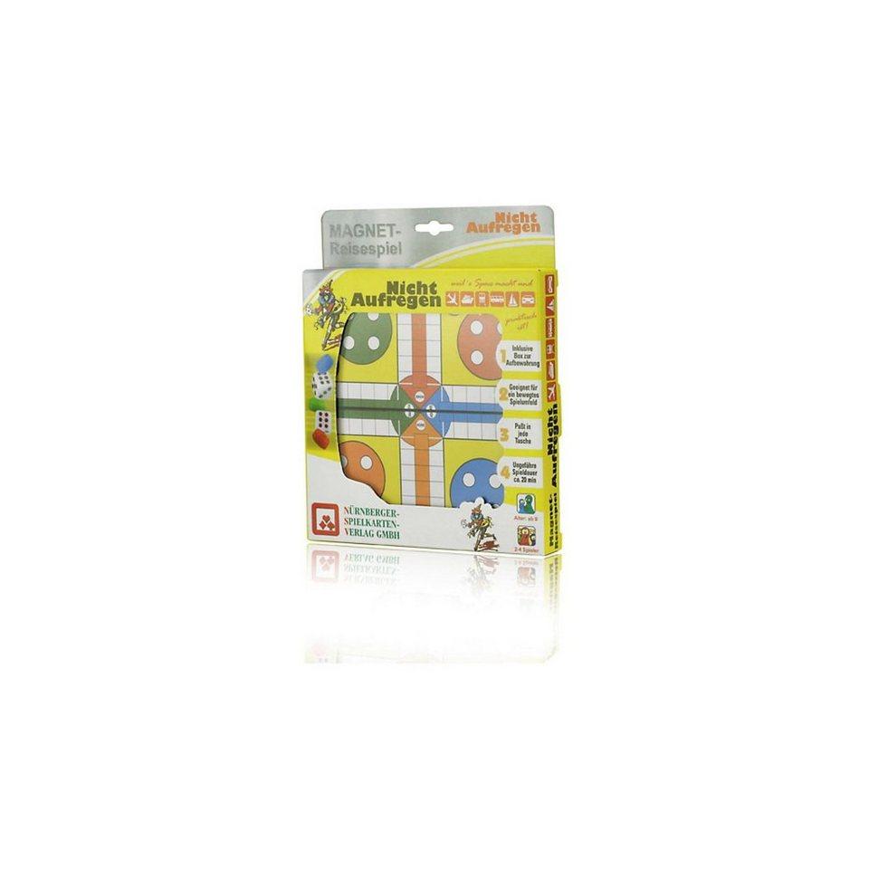Nürnberger Spielkarten Magnet-Reisespiel - Nicht aufregen