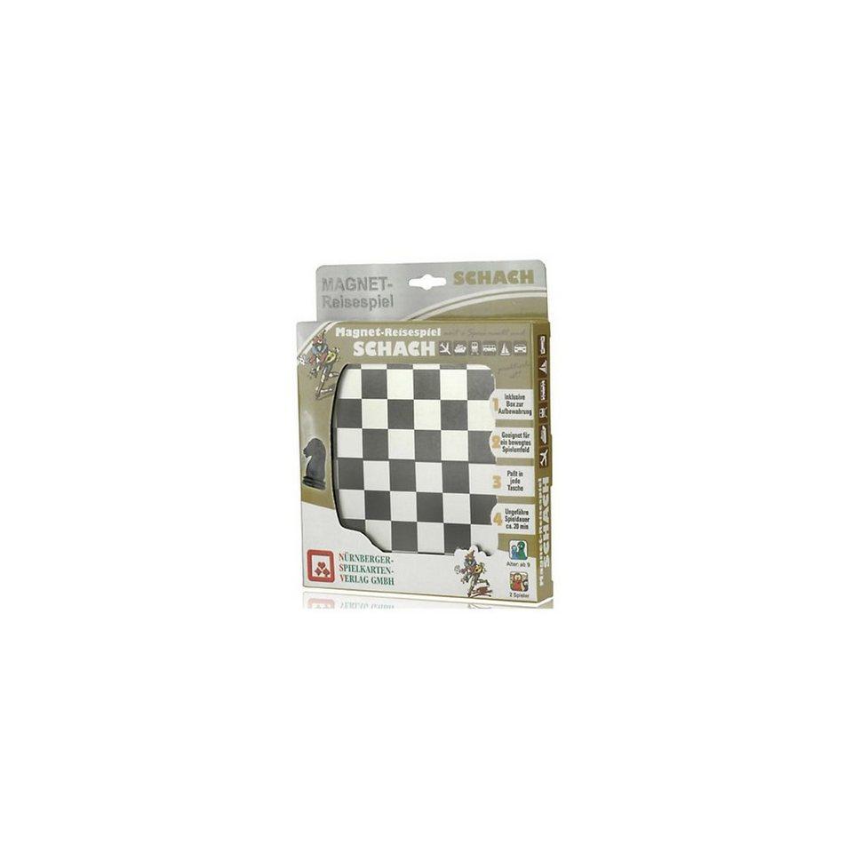 Nürnberger Spielkarten Magnet-Reisespiel - Schach