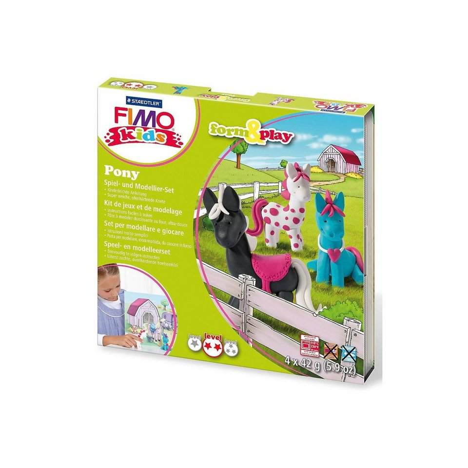 STAEDTLER FIMO kids Form & Play Pony online kaufen