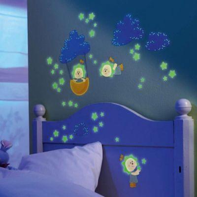 Haba Leucht- Wandsticker Sternenwichtel