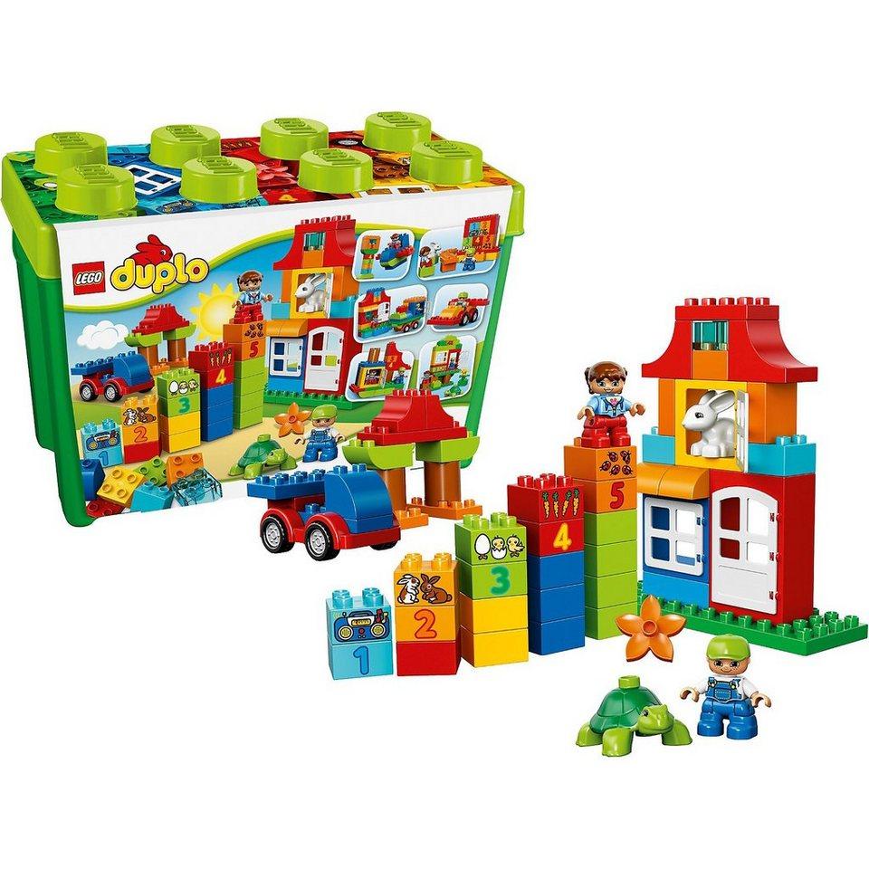 LEGO 10580 DUPLO Deluxe Steinebox