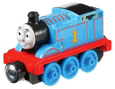 Mattel THOMAS Take-n-Play Kleine Metal Lokomotive Hybrid Thomas