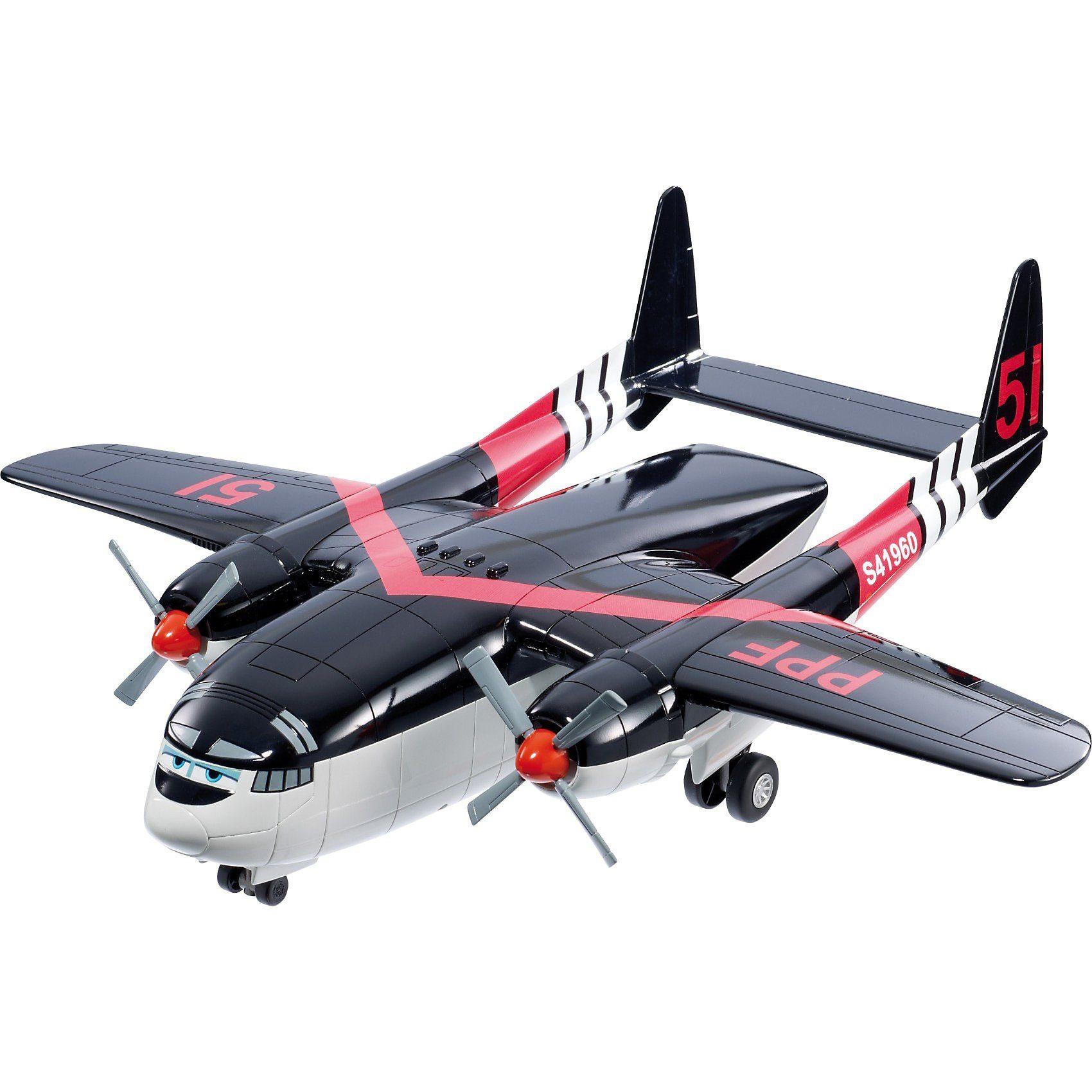 Mattel Planes 2 Cabbie Transportflugzeug