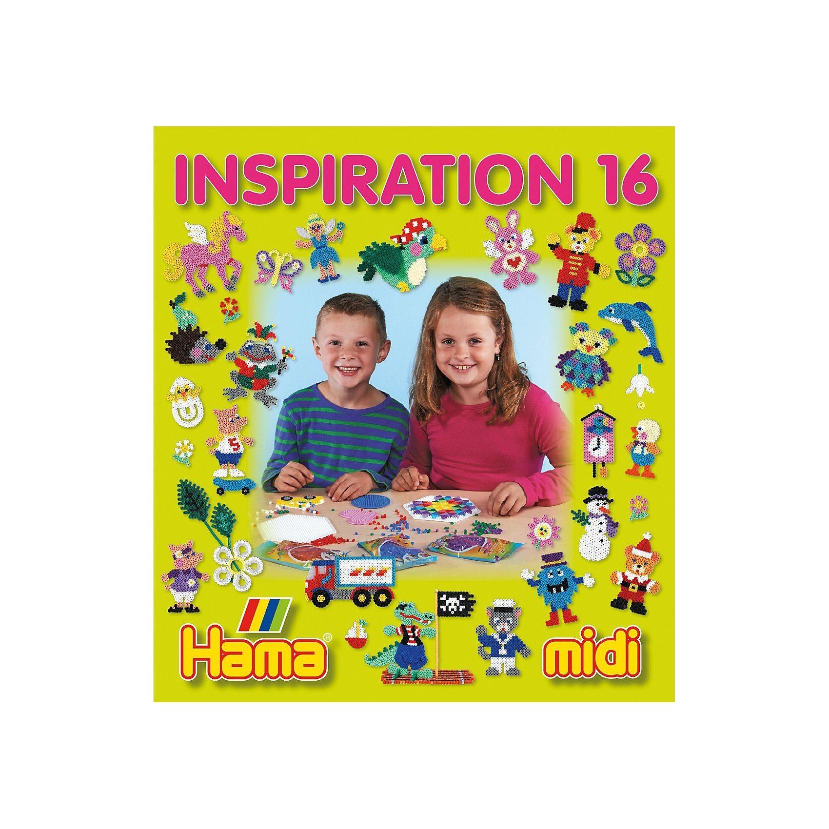 Hama Perlen HAMA 399-16 midi Inspirationsheft Nr. 16