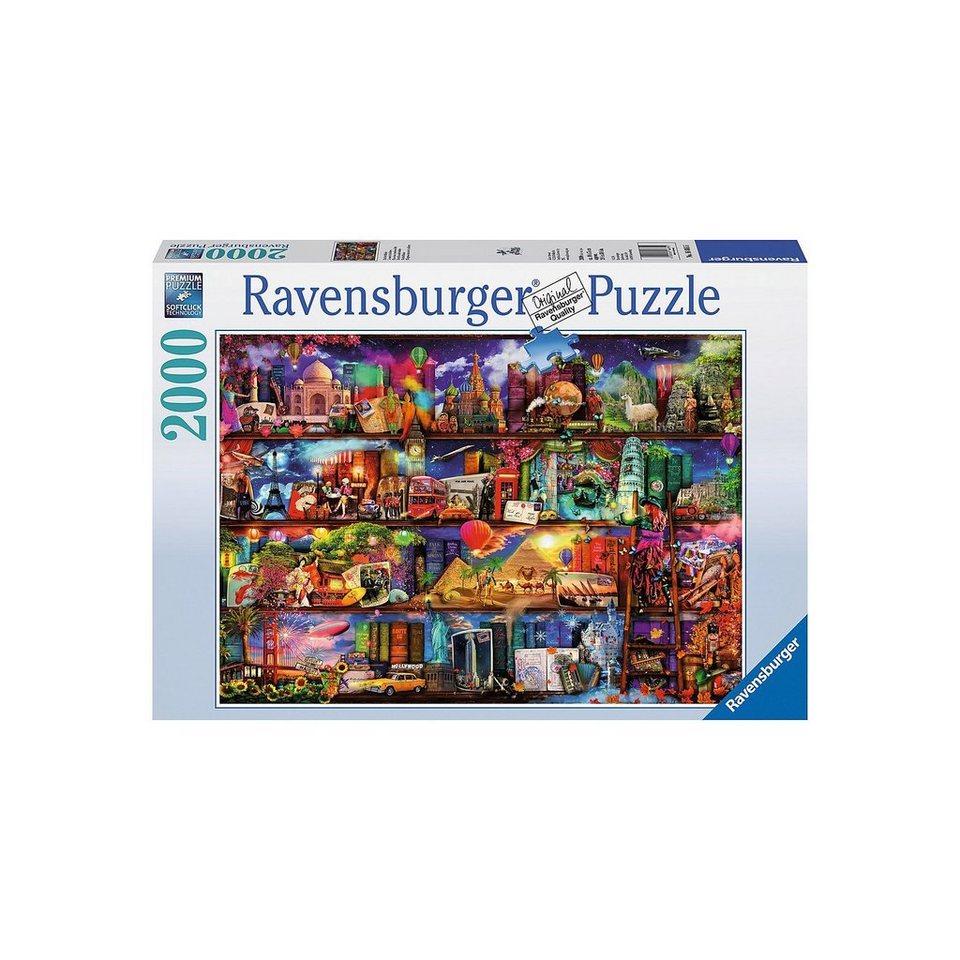 Ravensburger Welt der Bücher 2000 Teile