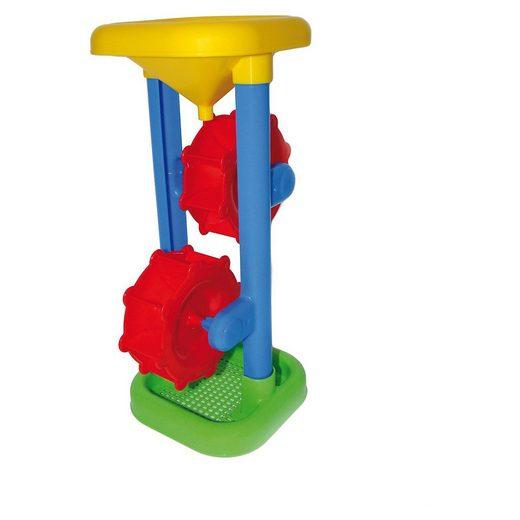 WADER QUALITY TOYS Sand- und Wassermühle, Höhe ca. 31 cm