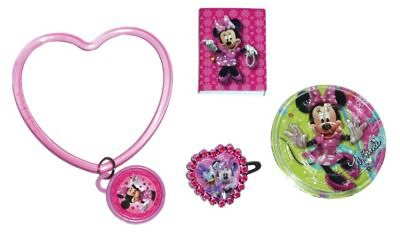Amscan Mitgebselset Minnie Mouse, 24-tlg.
