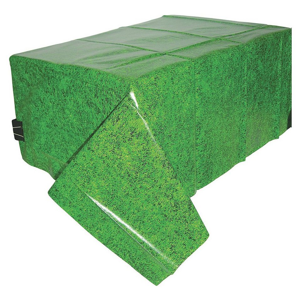 Amscan Tischdecke Fußballrasen